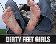 DirtyFeetGirls