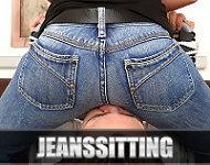 Jeanssitting