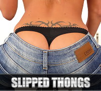 Slipped Thongs